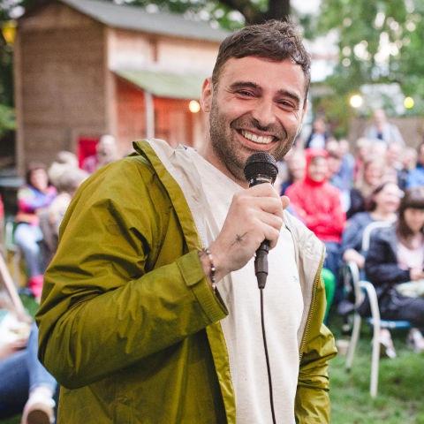 Speaker Bild